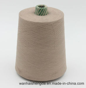 100% Combed Ring Spun Cotton Dyed Yarn for Weaving or Knitting