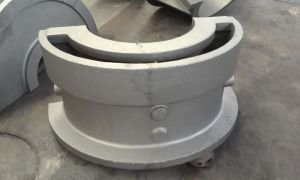 Casting Parts in Stainless Steel of Construction Casting pictures & photos