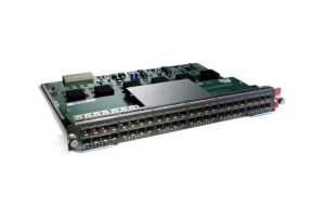 New Cisco Ws-X4624-SFP-E= Network Switch 12 Port (SFP) Line Cards