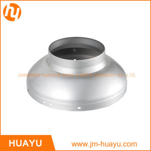 Circular Contrifugal Duct Fan for Ventilation and Exhaust Duct Dia. 6 Inches pictures & photos