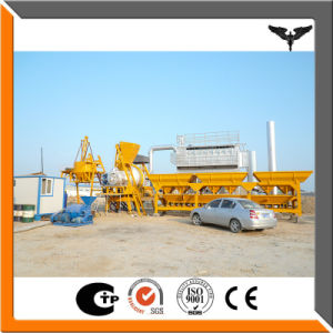 Capacity 8~30 Tph Double Drum Mobile Asphalt Mixing Plant pictures & photos