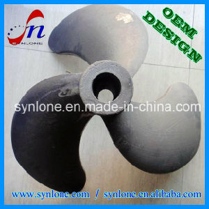 Sand Casting Ductile Cast Iron Propeller pictures & photos