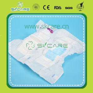 Hot Sale Baby Products Baby Diaper with Adhesive Side Tapes pictures & photos