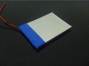 3.7V 700mAh Lithium Battery 700mAh Li-ion Polymer Battery 063040 Size for Electric Toys Remote Control Digital Products pictures & photos