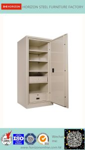 Hotel Office Furniture with 18 Drawers File Proof Cabinet pictures & photos