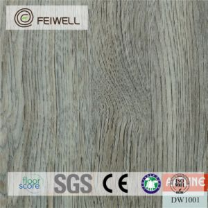 100% Virgin Material Indoor Commercial Unilin PVC Flooring Click Plank pictures & photos
