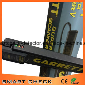 High Sensitivity Hand Held Metal Detector Super Scanner Hand Metal Detector pictures & photos