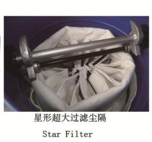 Plastic Bag Type Industrial Vacuum Cleaner for Concrete Dust pictures & photos