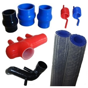 Silicone Hump Hose / Hump Silicone Hose / Silicone Shaped Hose, ISO Certificated Manufacturer pictures & photos
