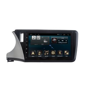 New Ui Android System Navigation for Honda City 2015 with Car GPS Car Video