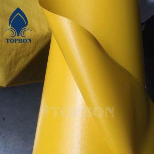 Waterproof & Sunshade PVC Awning Tarpaulin Tb0018 pictures & photos