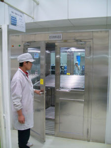 ODM&OEM Air Shower for Cleanroom Equipment, Auto Blowing and Electric Interlock pictures & photos