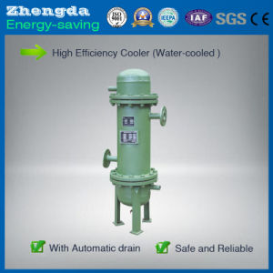 High Efficiency Water Cooled Compressed Air Coolers for Industrial Chemical