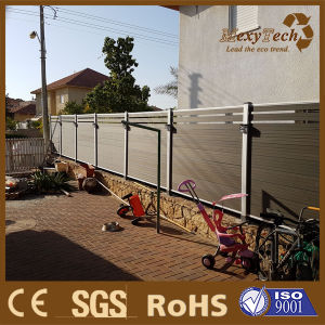 Foshan Eco-Friendly WPC Composite Garden Fence/Bpc Fence pictures & photos