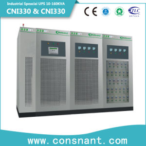 Cni330 Series Industrial Special Online UPS 10-160kVA (3pH in/3pH out) pictures & photos