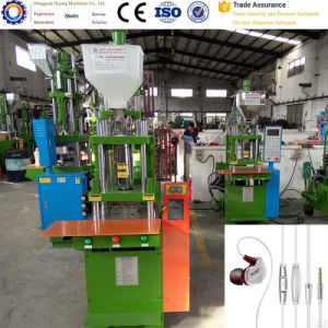 Factory Supply and Good Quality Headphones Vertical Injection Molding Machine pictures & photos