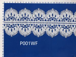 100%Polyester Materials Latest African Lace Fabric pictures & photos