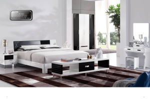 Home Furniture Designs Full Master Bedroom Set (HC901A) pictures & photos