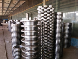 High Quality Stainless Steel Plate Flange pictures & photos