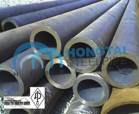 Supplier of Hot Rolling ASME A53 Gr B Seamless Steel Pipe pictures & photos