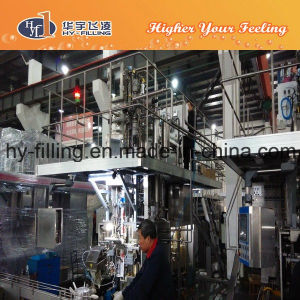 Automatic Aseptic Liquid Juice Filling Machine for Cartoning pictures & photos