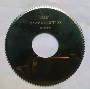V-Cut Jz30_120_40X2xt100 for PCB V-Grooving Machine Jz-380 pictures & photos