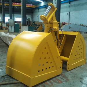 Hydraulic Clamshell Bucket pictures & photos