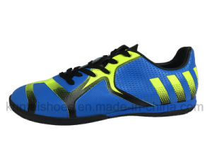 Men′s Fashion Soccer Shoes with Durable Outsole