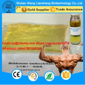 Hot Sale Steroid Equipoise Yellow Liquid Boldenone Undecylenate CAS 13103-34-9 pictures & photos