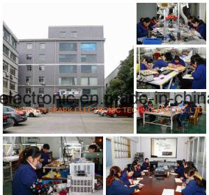 Sct 80A Split Core Current Transformer pictures & photos