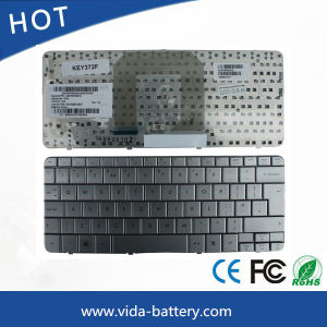 Silver UK Layout Replacement Laptop Keyboard for HP 311 Dm1-1119tu Dm1-1022 pictures & photos