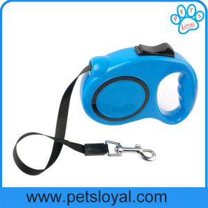 Factory High Quality Retractable Nylon Pet Dog Leash pictures & photos