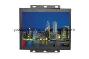 4: 3 15 Inch Open Frame Touchscreen Industrial Display pictures & photos