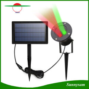 Outdoor Solar Laser Light Landscape Lighting for Garden Yard Christmas Holiday Commercial Decoration Waterproof Lamps Spotlight Star Projector pictures & photos