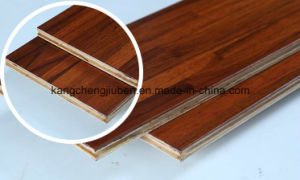 Waterproof Teak Wood Parquet/Laminate Flooring pictures & photos