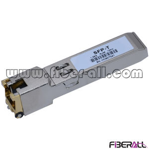 1000base-T SFP Transceiver for Copper 1.25gbps RJ45 100m pictures & photos