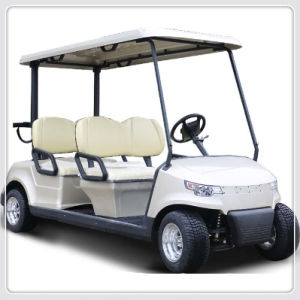 Ce Approved China Factory 4 Seater Electric Golf Cart New Model (DG-C4-8) pictures & photos