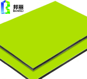 Building Material Wall Panel Aluminum Composite Panel Aluminum Profile pictures & photos