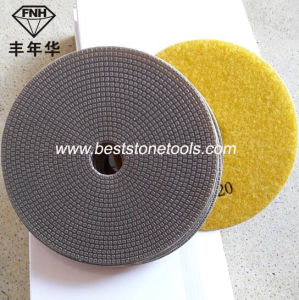 Electroplated Polishing Pads Used for Stone Glass Steel