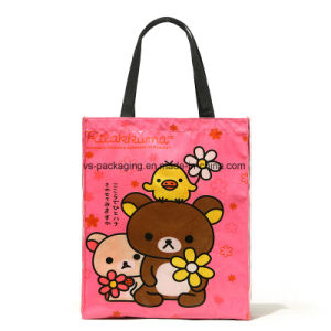 Plastic PVC Waterproof Shopping Bag pictures & photos
