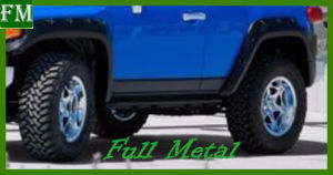 Pocket Style Fender Flares Wheel Cover 2007-2015 for Toyota Fj Cruiser pictures & photos