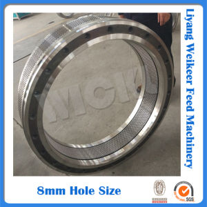 Supply All Kinds of Biomass Pellet Machine Ring Die pictures & photos