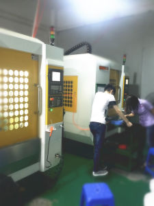 CNC Drilling Machine for Screw Processing (HS-T6) pictures & photos