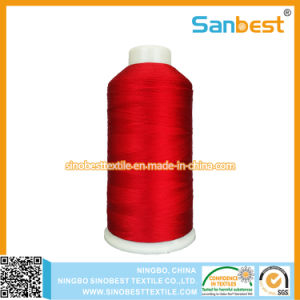 100% Viscose Rayon Embroidery Thread 120d/2 (40#) 5000m pictures & photos