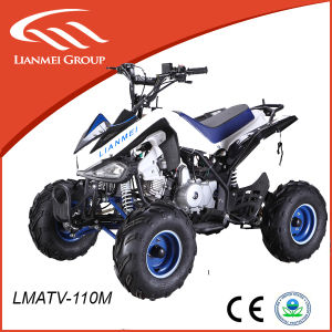 110cc ATV with Reverse Gear Hot Sale pictures & photos