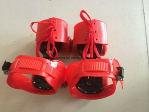 Adjustable 4 Wheel Roller Skating Shoes with Low Price pictures & photos