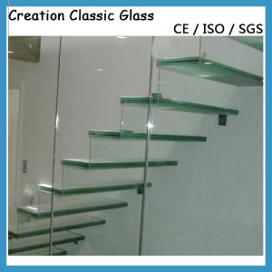 Good Quanlity 3mm+0.38mm+3mm Clear Laminated Glass for Decorate pictures & photos
