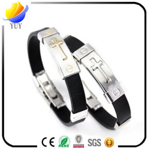Europe and The United States Fashion Sports Silicone Bracelet pictures & photos