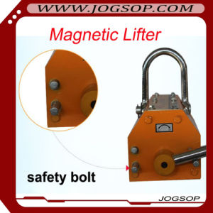 3.5 Safety Rate Permanent Magnetic Lifter for Ware House pictures & photos