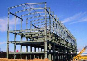 Convenient Solid Steel Building Material Steel Workshop pictures & photos